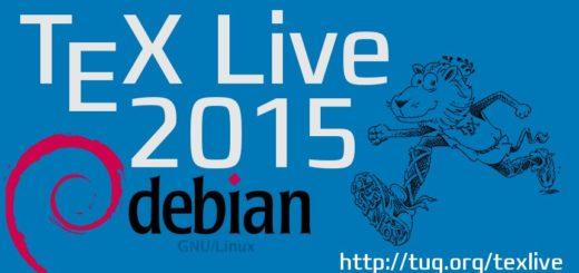 Debian/TeX Live complete update – There and back again
