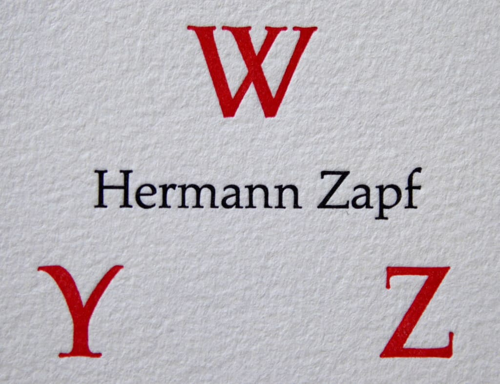 zapf-letters