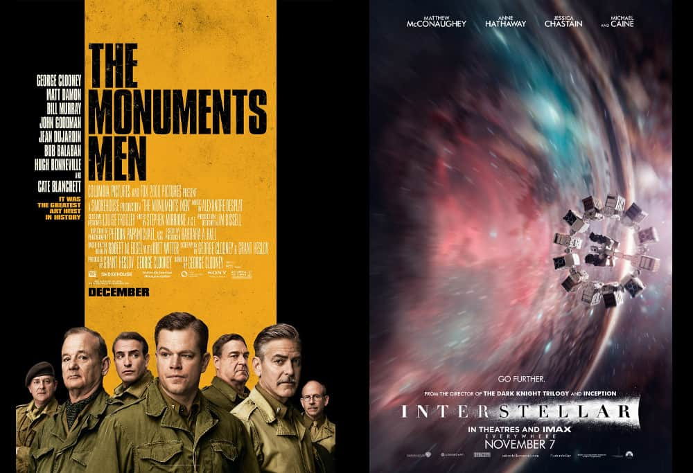 monuments-men-interstellar