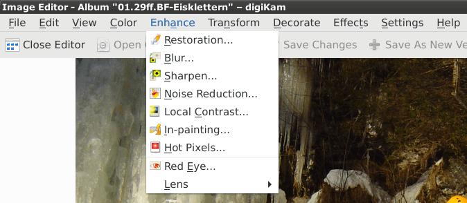 digikam-editing