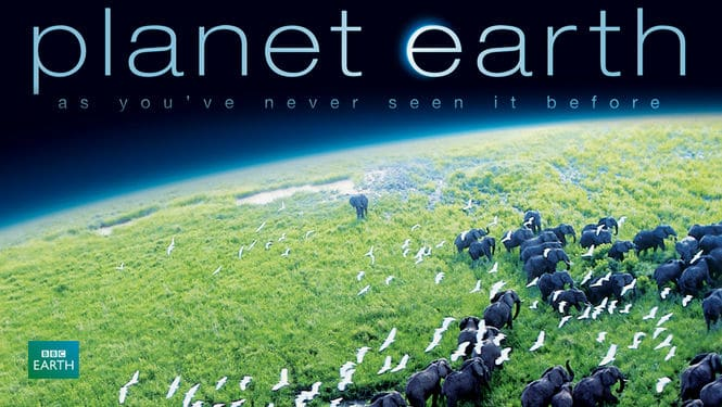 Planet Earth on Netflix