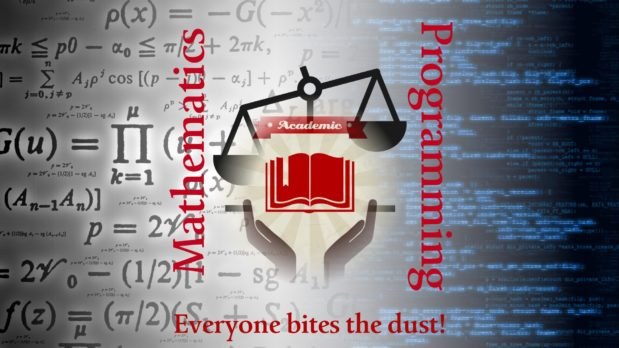 Software Development as mathematician in academia – everyone bites the dust