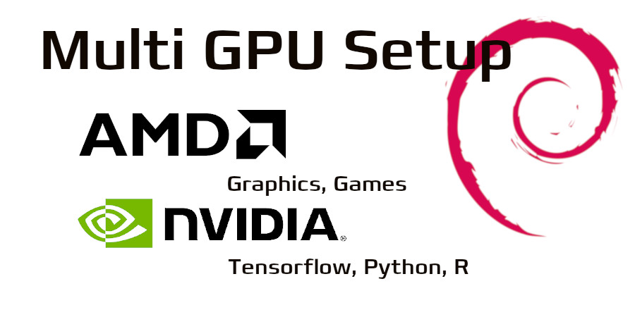 Norbert Preining: Multiple GPUs for graphics and deep learning