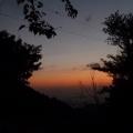 P1110221 -- Morning light over Yokkaichi bay