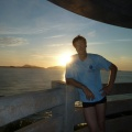 P1050164 -- Tokashiki Ahren beach sunset view point