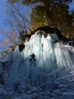 Ice climbing Yukawa January 2013