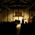 P1010069.JPG -- Keiko singing Brahms Lieder, what a nice event