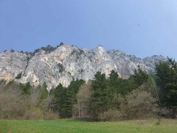 Alpine sports climbing – Hohe Wand – Sag niemals nie