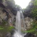 GOPR1377.JPG -- View from below the waterfall 岩洞滝