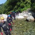 GOPR1458.JPG -- Enjoying the freshness of the water