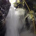 GOPR1494.JPG -- In the waterfall while rappeling down