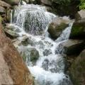 P1030955.JPG -- Cornered in waterfall