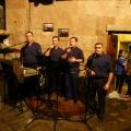 P1040001.JPG -- Traditional Georgian singing, sounds a bit strange but interesting