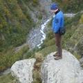 P1040041.JPG -- Rostislav is enjoying a the feeling of emptyness below his feet