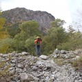 2013-10-14 015.JPG -- On the way to the start of the route to depot the gear