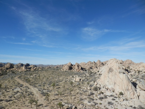 Joshua Tree and Grand Canyon – New Year 2013/14