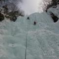 P1050777.JPG -- Masumi already near the top