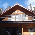 2014-01-13 060.JPG -- The hut were we stayed, Yatsugadake Sanso