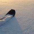 P1050992.JPG -- Nice light, nice snow, nice ski