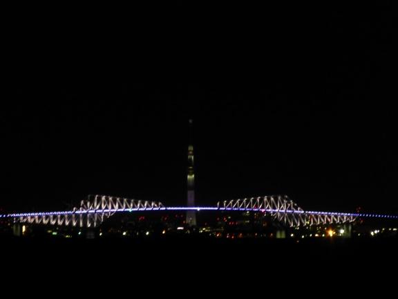 Tokyo's newest bridge - Golden Gate