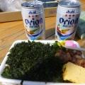 P1060279.JPG -- Noribento - loads of sea weed on rice - delicious