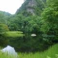 P1060584.JPG -- Tonbi rock above Ooike