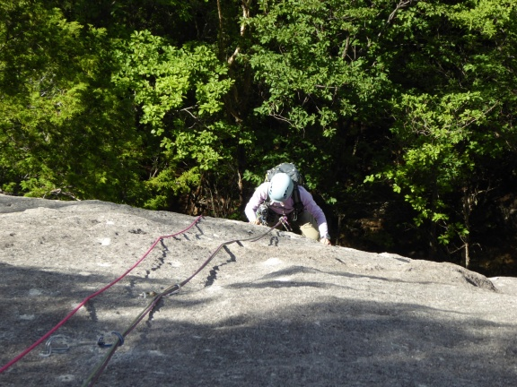 Second pitch of Selection, a serious slab pitch