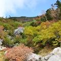 P1000302.JPG -- Climbing up from Minamiryu hut direction Murodo