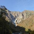 P1000380.JPG -- First view on Tanigawadake climbing area