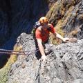 2014-10-20 031.JPG -- Enjoyable climbing on less than optimal rock