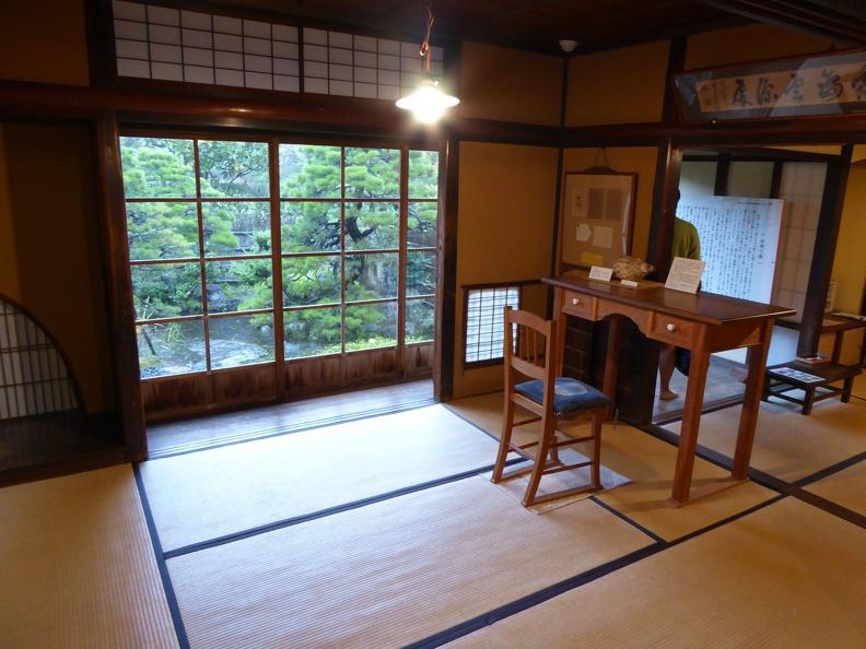 Lafcadio Hearn's house in Matsue