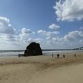 P1000695.JPG -- The beach near Izumotaisha
