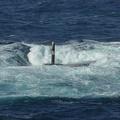 P1000713.JPG -- That is the Japan Sea - much wilder than in Ishikawa