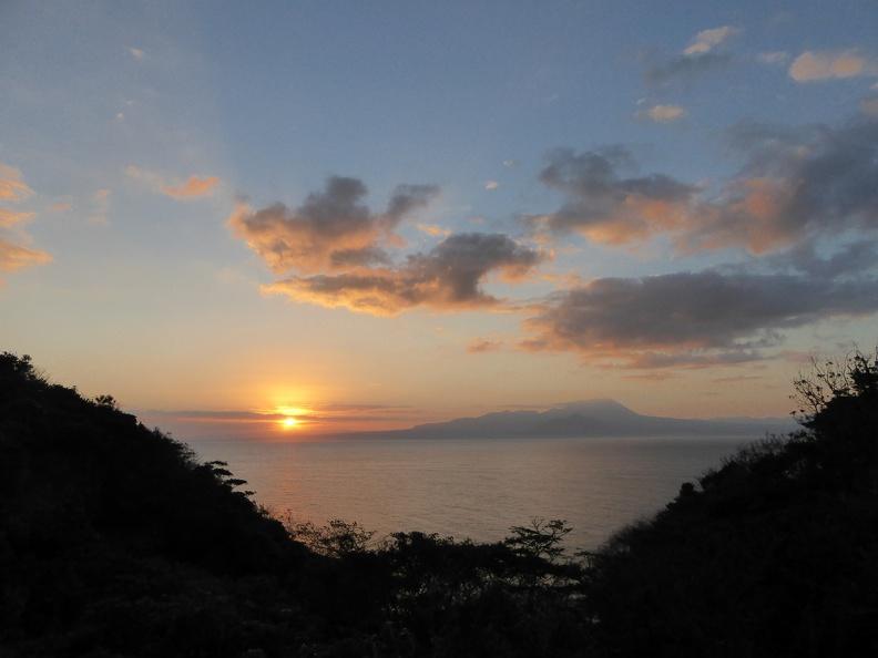Sunrise at Mihonoseki - Jizojaki