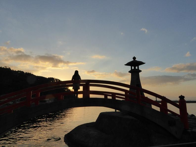 Morning at Mihonoseki