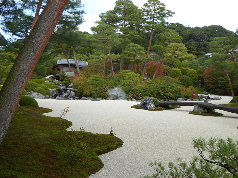 Garden at Adachi Museum of Art (and Garden) 足立美術館