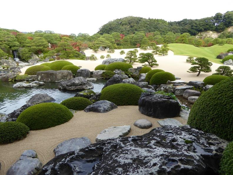 Adachi Museum of Art (and Garden) 足立美術館