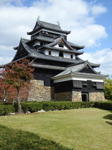 Matsue Castle, one of the 12 remaining original castles