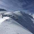 Photo 2014-11-30 11 31 32.jpg -- On the ridge from Col Ichinokoshi (一ノ越峠) to Mt Jodo (浄土山)