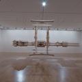 "P1000947.JPG -- National Gallery of Victoria - ""Reflection Model"" of Miyajima shrine, by Takahiro Iwasaki"