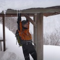 from-shimamoto-1.jpg -- Pull-up excercise with skis