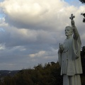 P1010277.JPG -- Statue in Hirado