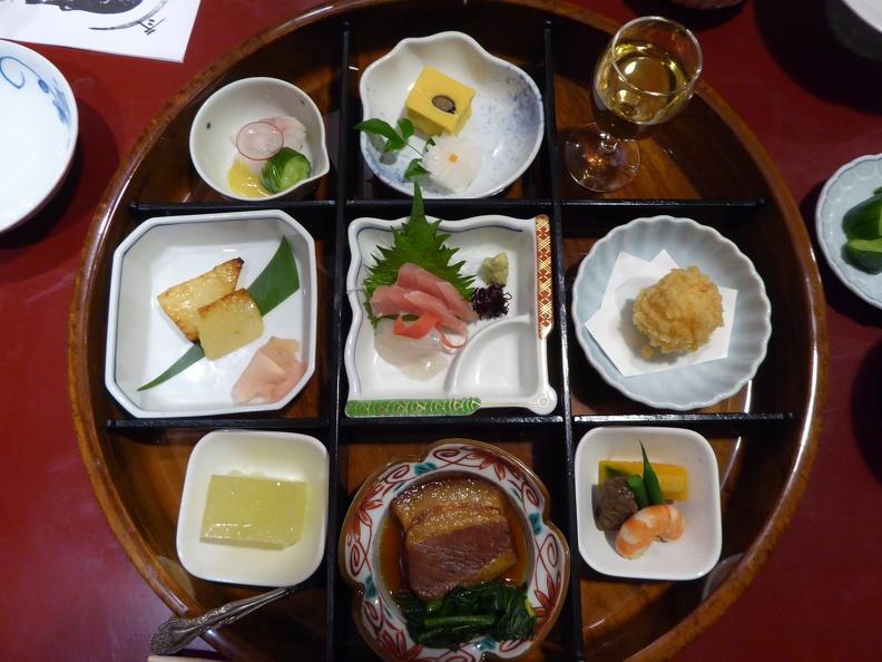 Shippoku 卓袱料理 dinner