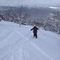 P1010679.JPG -- Final skiing down