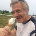 photo 6-13-15, 3 34 41 pm.jpg -- First ice: Chocolate-Orange and Ginger-Milk
