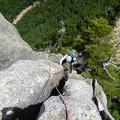 P1020599.JPG -- Masumi enjoying the cracks
