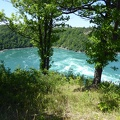 -- Whirlpools along the Niagara river