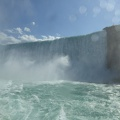 -- Right side of Horseshoe Falls