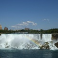 -- View onto the American Falls and surroundings