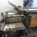 -- Folding machine in action, very impressive
